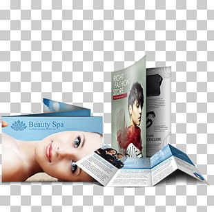 Paper Printing Advertising Brochure Flyer PNG