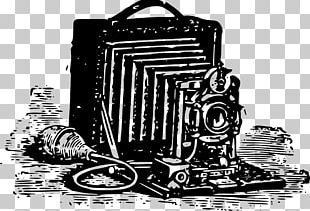 Photographic Film Black And White Camera Photography PNG