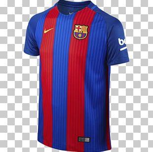 2015–16 FC Barcelona Season Jersey Shirt Nike PNG