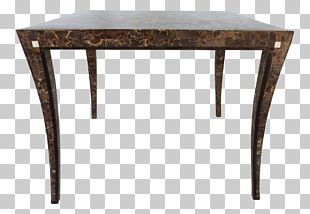 Product Design Table Rectangle Wood Stain PNG