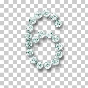 Brilliant Letter Alphabet Number Imitation Gemstones & Rhinestones PNG