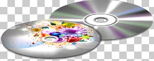 Compact Disc Phonograph Record CD-ROM PNG