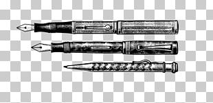 Stationery Fountain Pen Drawing Nib PNG