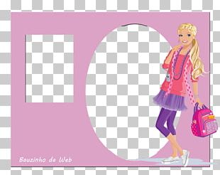Barbie Fashion Drawing PNG
