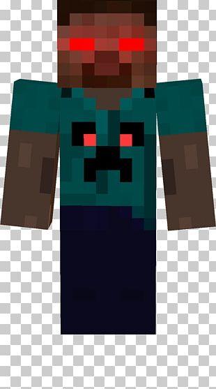 Minecraft: Pocket Edition Roblox Herobrine Skin PNG