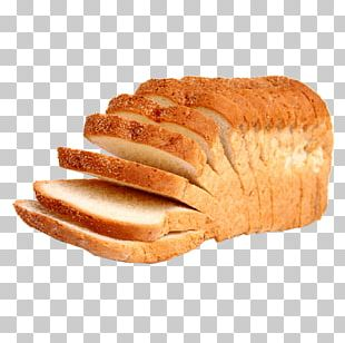 Sliced Bread Bakery Loaf Dough PNG