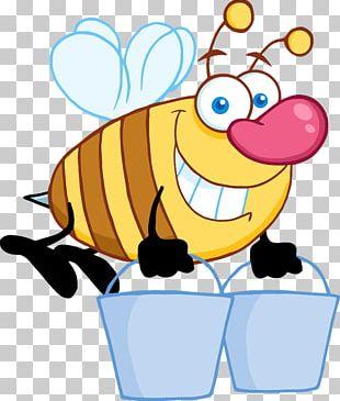 Western Honey Bee Apidae Bumblebee PNG