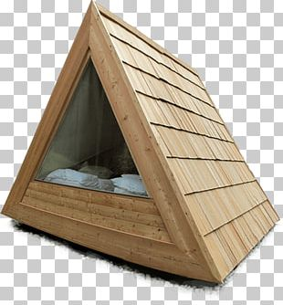 Glamping Camping Tent House Wood PNG