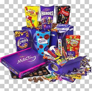 Cadbury Dairy Milk Food Gift Baskets Celebrations PNG