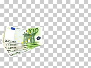 100 Euro Note Currency Symbol Euro Banknotes PNG