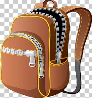 Backpack School Student PNG