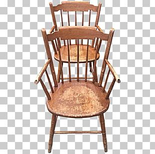 Chair Garden Furniture Wicker PNG