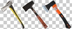 Splitting Maul Axe Tool Hatchet Fiskars Oyj PNG