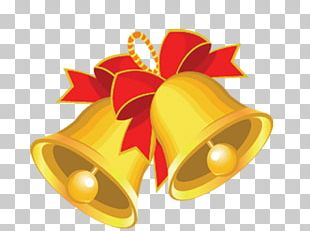 Christmas Jingle Bell Cartoon PNG