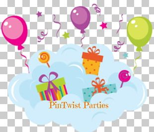 Flight Deck Trampoline Park Party Service Birthday Balloon PNG
