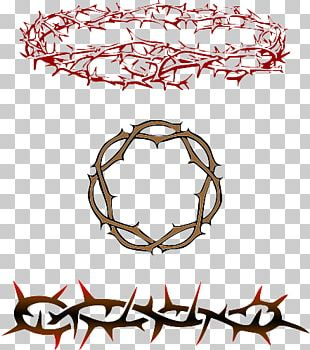 Crown Of Thorns Christianity PNG