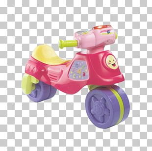 Motorcycle Tricycle VTech 2-in-1 Learn & Zoom Motorbike Bicycle PNG