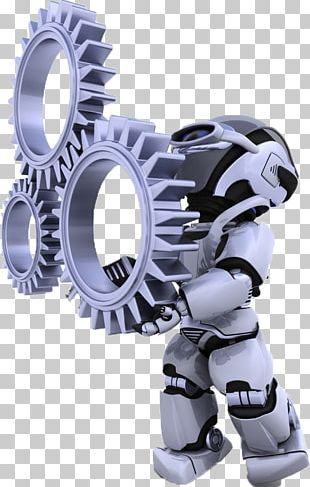Robot Gear Mechanical Engineering 3D Computer Graphics Machine PNG