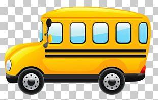 School Bus T-shirt PNG