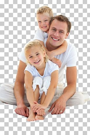 Father Hug Daughter Happiness Son PNG