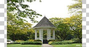 Gazebo Landscape Garden Property Landscaping PNG