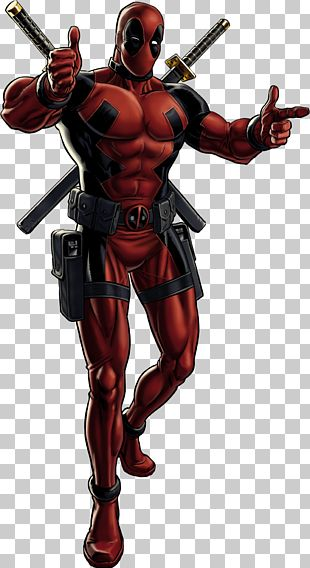 Marvel: Avengers Alliance Deadpool Thor Wolverine Marvel Comics PNG