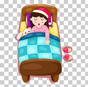 Sleep Illustration PNG
