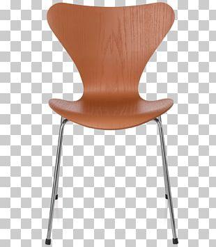 Model 3107 Chair Ant Chair Egg Fritz Hansen PNG