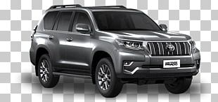 Toyota Land Cruiser Prado Lexus GX Car Sport Utility Vehicle PNG