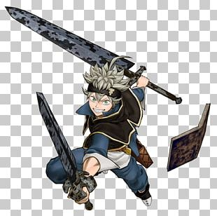 Black Clover PlayStation 4 Video Game Character Magic PNG