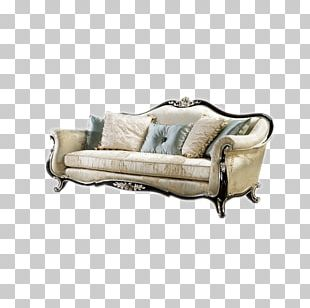 Table Loveseat Couch Chair Pillow PNG