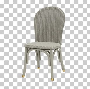 Chair Garden Furniture Wood Wicker PNG
