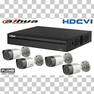 Dahua Technology Digital Video Recorders Closed-circuit Television Video Cameras PNG
