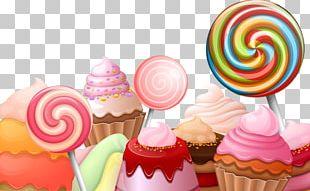 Lollipop Cream Bakery Sweetness PNG