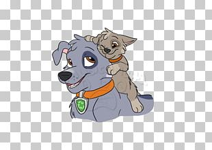Puppy Dog Breed Paw Patrol PNG