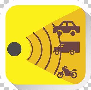 Radar Detector Radar Gun Traffic Enforcement Camera PNG