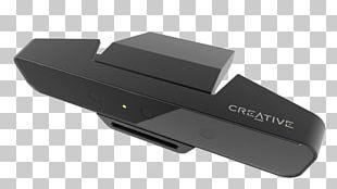 Webcam Creative Technology Creative BlasterX Senz3D Camera PNG