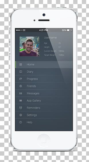 Feature Phone Smartphone Handheld Devices User Interface Design PNG
