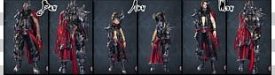 Pirate Blade & Soul Costume King Clothing PNG