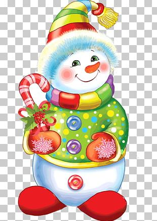 Candy Cane Snowman Christmas Santa Claus PNG
