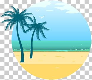 Summer Vacation Holiday Euclidean PNG