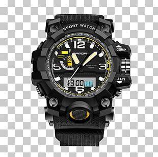 Watch Digital Clock Water Resistant Mark Quartz Clock PNG