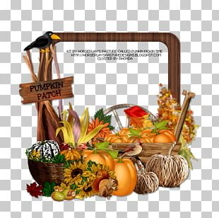 Food Gift Baskets Hamper Thanksgiving Day Pumpkin PNG