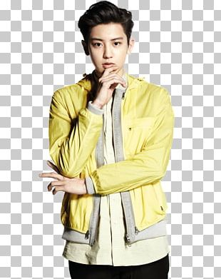 Chanyeol EXO Magazine Allkpop Lady Luck PNG