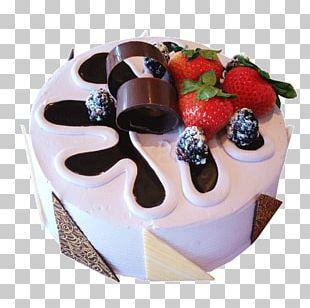 Chocolate Cake Petit Four Torte PNG