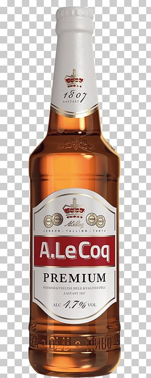 Liqueur Beer Bottle Ale Distilled Beverage PNG