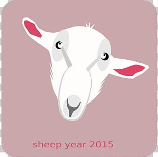 Sheep Goat Mouton De Panurge Caprinae PNG