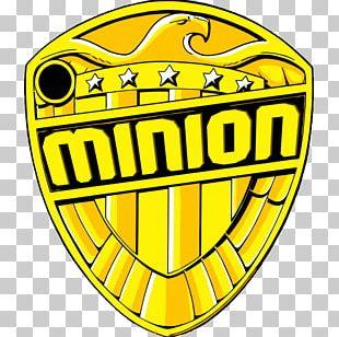 Judge Dredd Comics Badge PNG