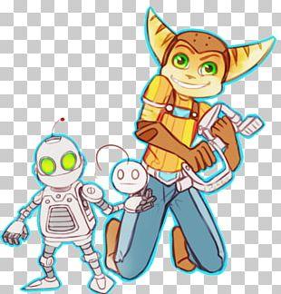 Ratchet & Clank Ratchet & Clank Daxter Fan Art PNG