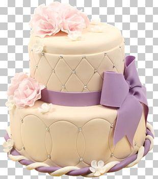 Wedding Cake Torte Cream Pie Stuffing PNG